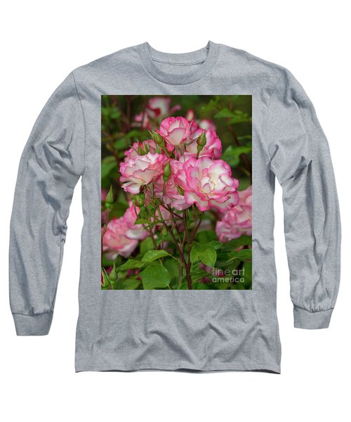 Nicole Roses 1 Long Sleeve T-Shirt