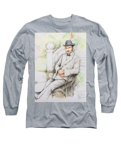 Nicolo Minca. 1908 Long Sleeve T-Shirt