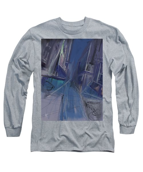 Night City Long Sleeve T-Shirt