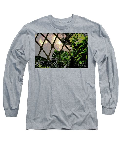 Night In The Arboretum Long Sleeve T-Shirt