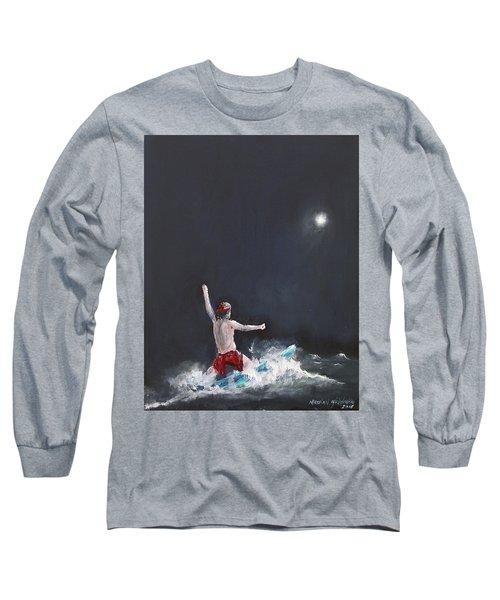 Night Life Long Sleeve T-Shirt