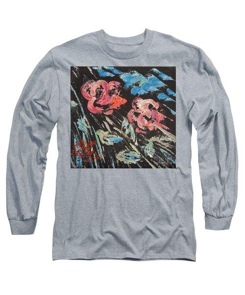 Night Shade Long Sleeve T-Shirt
