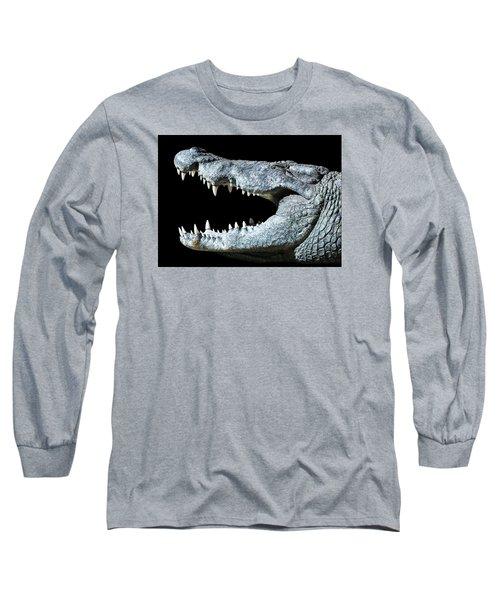 Nile Croco-smile Long Sleeve T-Shirt