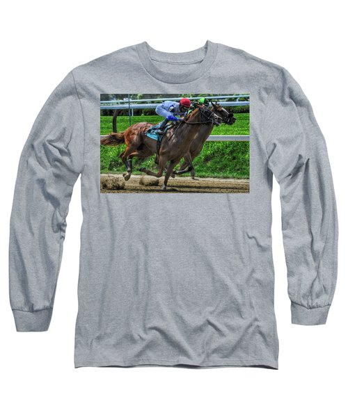 Nine Gaining Long Sleeve T-Shirt