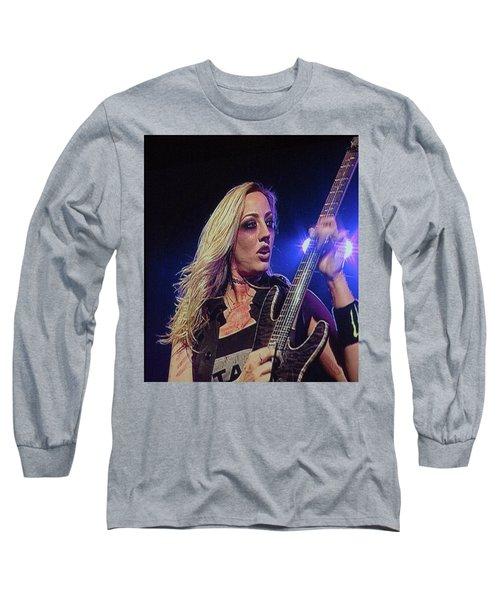 Nita Strauss Long Sleeve T-Shirt