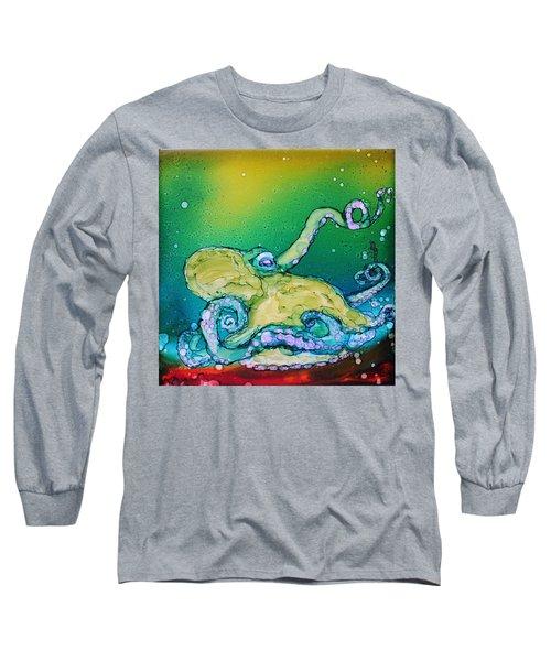 No Bones About It Long Sleeve T-Shirt by Ruth Kamenev