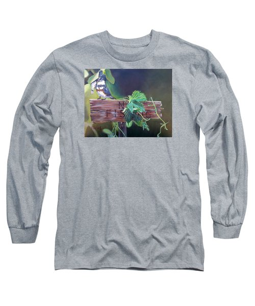 No Fishing Long Sleeve T-Shirt