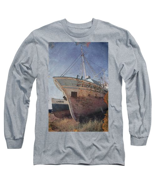 No More Fish Long Sleeve T-Shirt