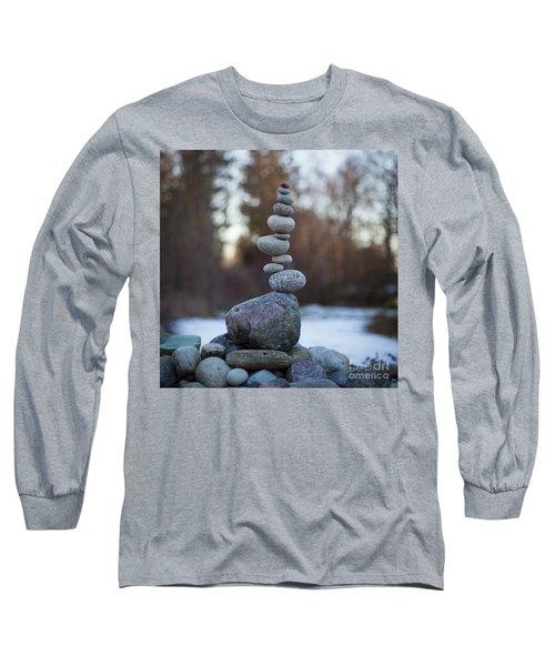 Zen Stack #3 Long Sleeve T-Shirt