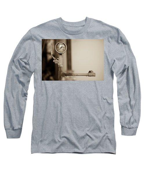 No Pressure Long Sleeve T-Shirt