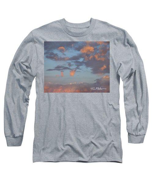 No Tears In Heaven Long Sleeve T-Shirt