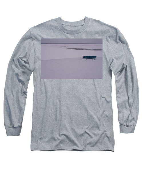 No Viene Nadie... Long Sleeve T-Shirt