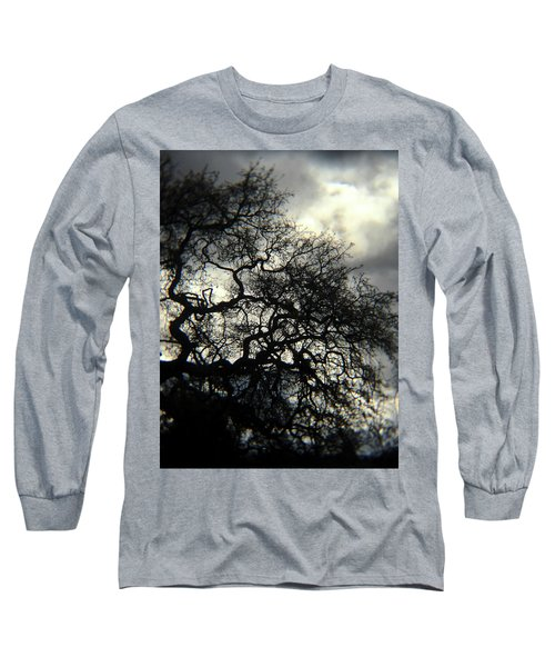No, You Go First Long Sleeve T-Shirt
