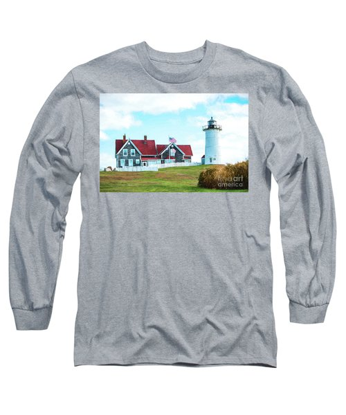 Nobska Light Long Sleeve T-Shirt