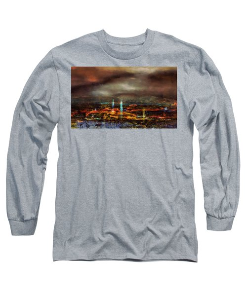 Nocturnal Impression Long Sleeve T-Shirt