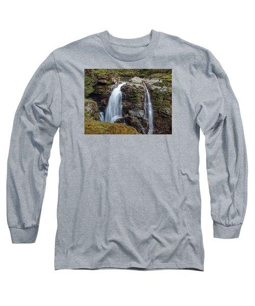 Nooksak Falls Long Sleeve T-Shirt