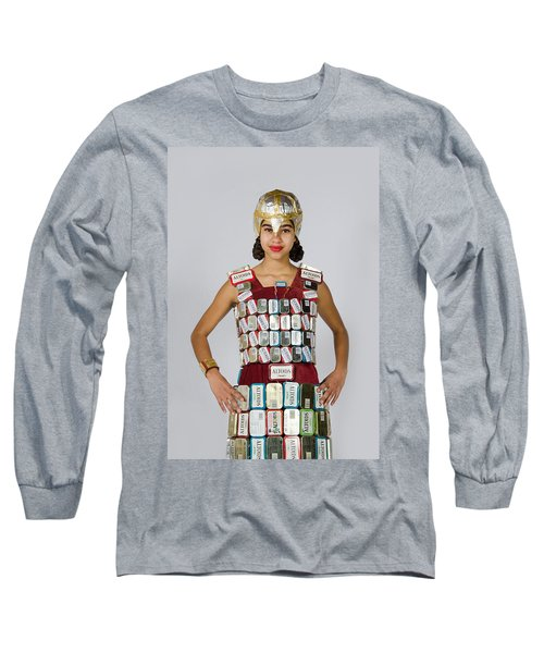 Noquisi In The Lady Knight Long Sleeve T-Shirt