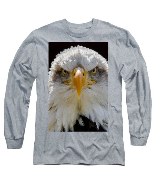 North American Bald Eagle  Long Sleeve T-Shirt