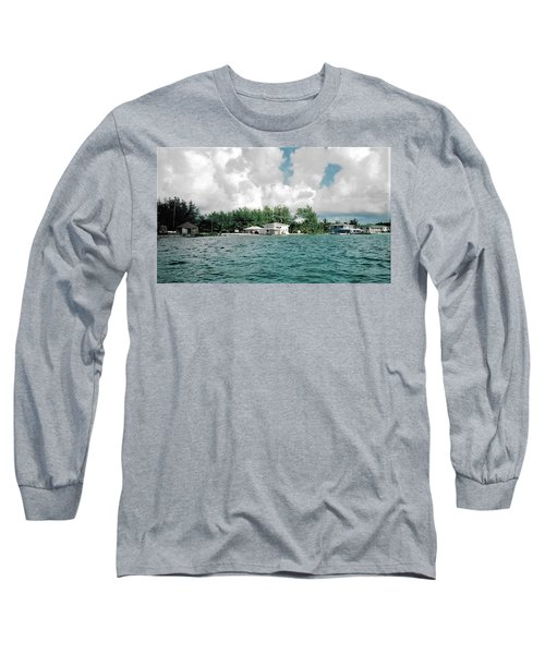 North Bimini Airport Long Sleeve T-Shirt