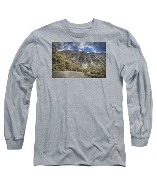 North Lake Road Long Sleeve T-Shirt