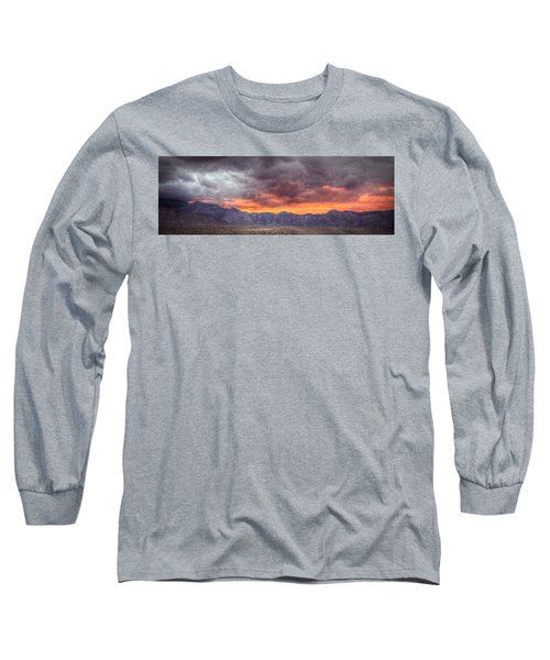 North Of Potosi Long Sleeve T-Shirt