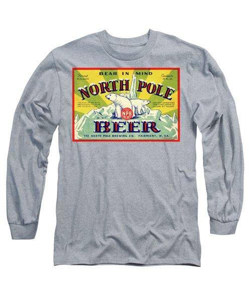 North Pole Beer Long Sleeve T-Shirt