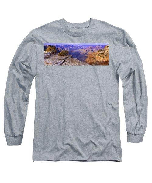 North Rim Grand Canyon Long Sleeve T-Shirt