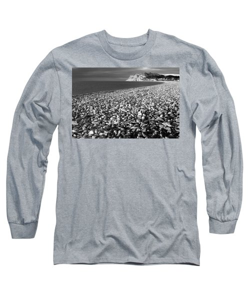 North Shore And Little Orme, Llandudno Long Sleeve T-Shirt