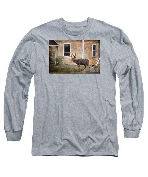 Northern Exposure Photo Paint Long Sleeve T-Shirt