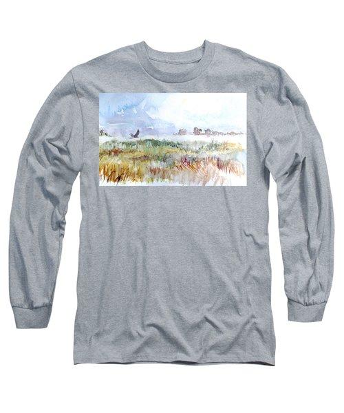 Northern Harrier Long Sleeve T-Shirt