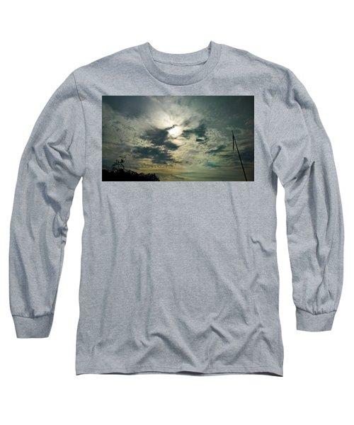 Northern Sky Long Sleeve T-Shirt