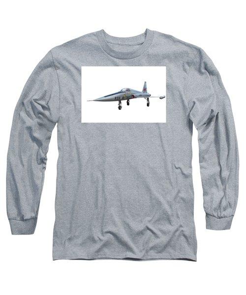 Northrop F5a Fighter Long Sleeve T-Shirt