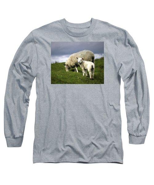 Northumberland Lamb Long Sleeve T-Shirt