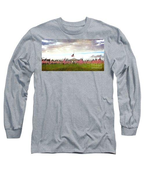 Nov5th Memorial - No.2009 Long Sleeve T-Shirt