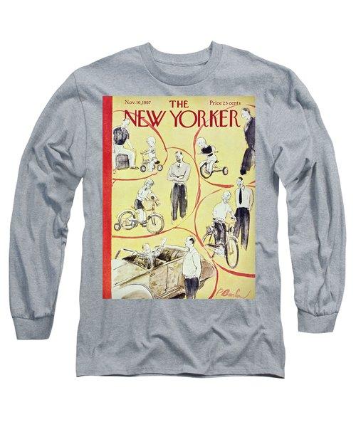 November 16th 1957 Long Sleeve T-Shirt