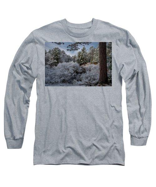 Novenber 1 On The Sucker River Long Sleeve T-Shirt
