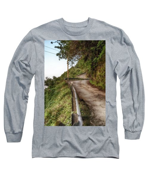 Nowhere But Up Long Sleeve T-Shirt