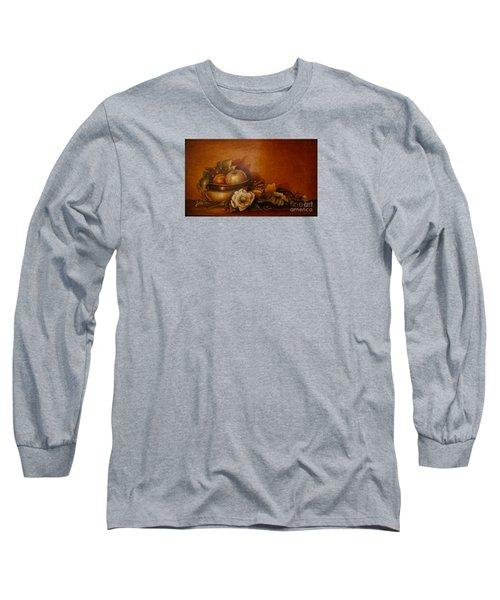Nsdp/design Long Sleeve T-Shirt by Patricia Schneider Mitchell