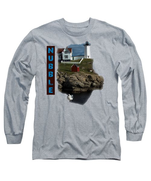 Nubble T-shirt Long Sleeve T-Shirt