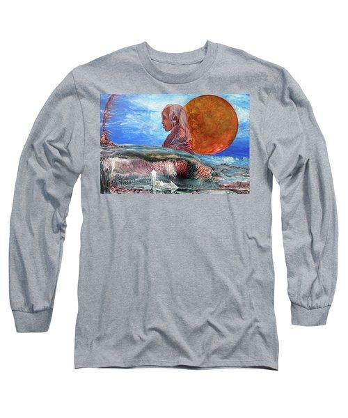 Nubian Dream  Long Sleeve T-Shirt