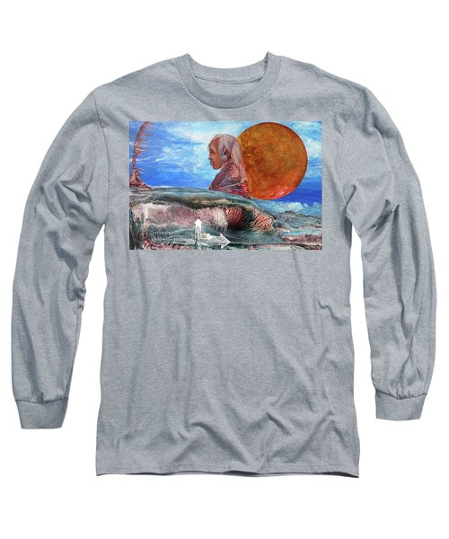Nubian Dream  Long Sleeve T-Shirt