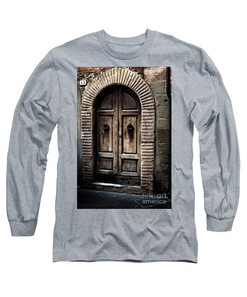 Number 13 Long Sleeve T-Shirt