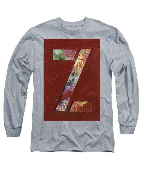 The Letter Z Long Sleeve T-Shirt