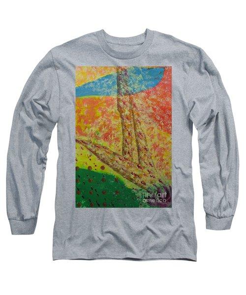 Nurture Long Sleeve T-Shirt by Mini Arora