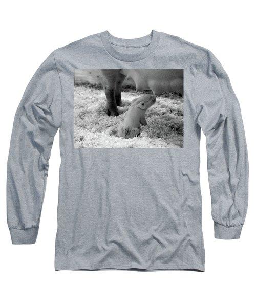Nuture Long Sleeve T-Shirt