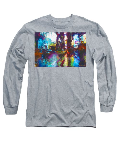 Nyc Canyon Long Sleeve T-Shirt