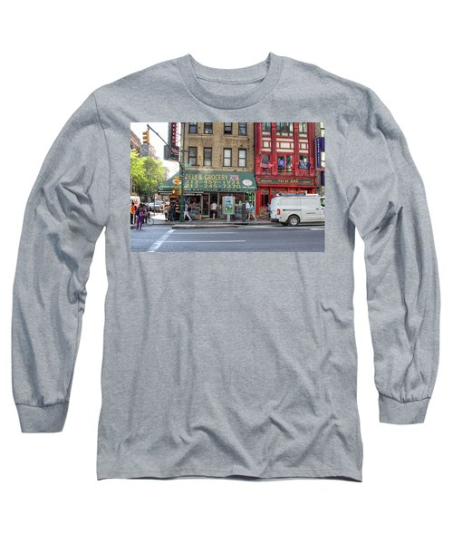 Nyc Deli And Grocery  Long Sleeve T-Shirt