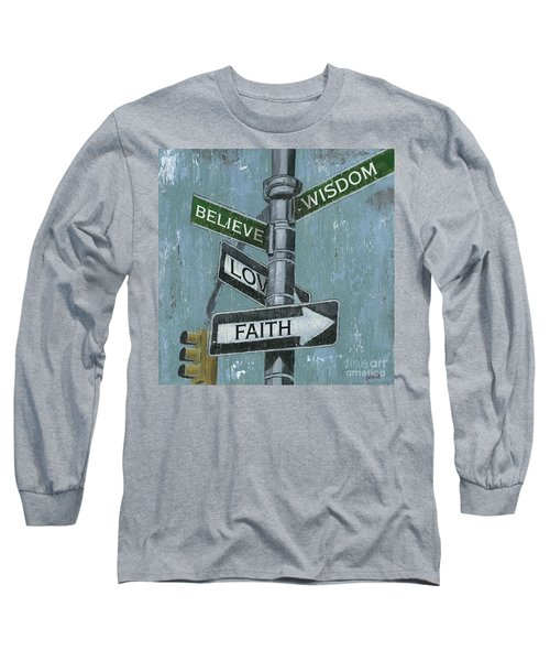 Nyc Inspiration 2 Long Sleeve T-Shirt