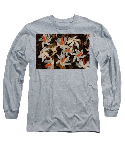 Nyctanthes Arbor-tristis Long Sleeve T-Shirt