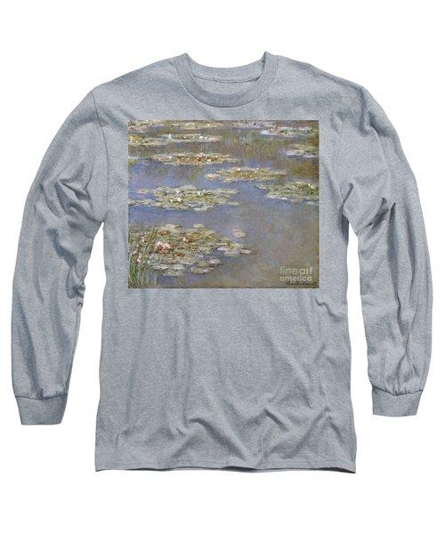 Nympheas Long Sleeve T-Shirt